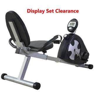 K Fitness Magnetic Recumbent Bike R5 (Clearance)