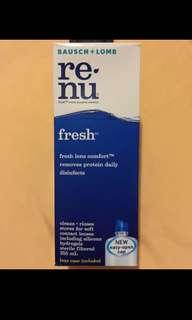 Re Nu Contact Lens Solution