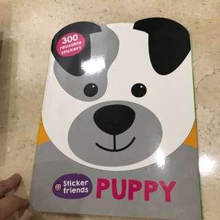 Buku stiker