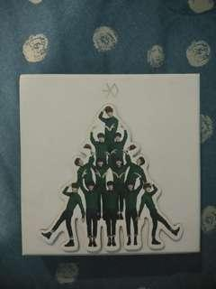 WTS EXO Miracle in December Korean ver (D.O. standee)