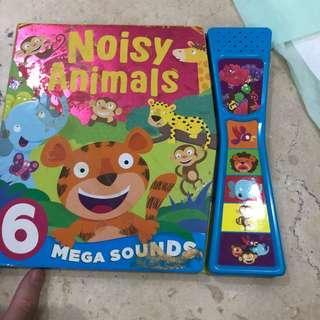 Buku anak (animals)