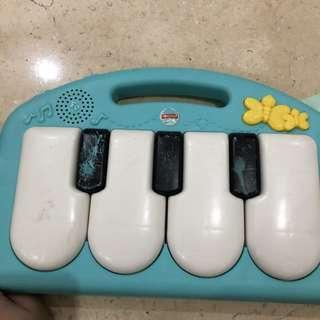 Piano bayi