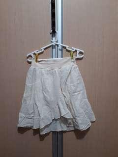 Light Peach Skirt