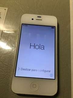 Iphone4 32G 白色