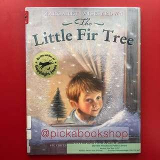 [Hardcover] The Little Fir Tree - Margaret Wise Brown , Illustrated by Jim LaMarche (Preloved)