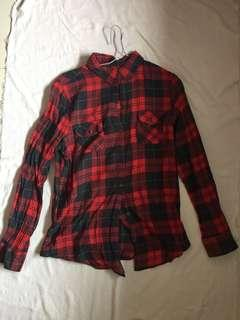 Red Flannel cotton on