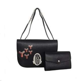 Goyard Sac 233 Shoulder Bag