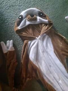 Sloth Onesie! S/M