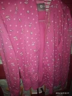 Jaket Pink