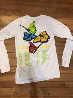 Playboi Carti Tour Butterfly Shirt