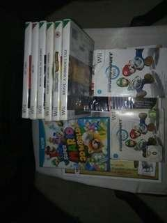 Wii and Wii U PAL Games take all