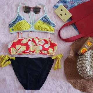 Hobie x Roxy Bikini Set Med