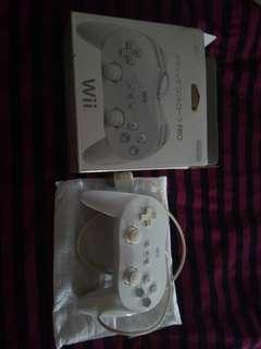 wii pro controller can pass as new