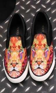 TEXTO 立體3D👉情侶Fashion shoes