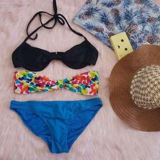 Large Sababa x Kenneth Cole Bikini