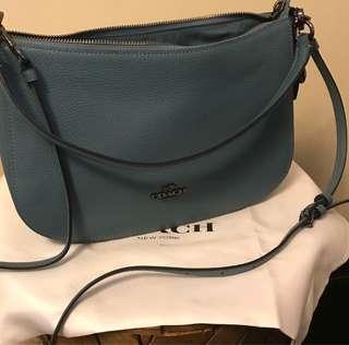 Coach Chelsea Pebble Handbag Purse