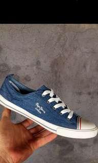Pepe jeans👍 fashion shoes 41size