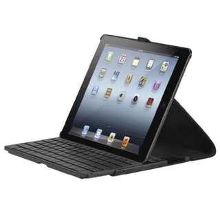 Targus Versavu Keyboard Case for iPad Air, Black