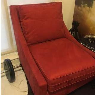 Custom-made chair