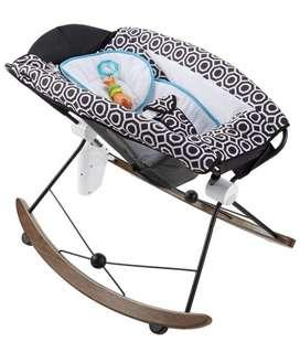 Fisher-Price Deluxe Rock 'n Play Sleeper by Jonathan Adler,