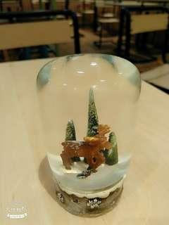 🚚 麋鹿 水晶球(原價280)元