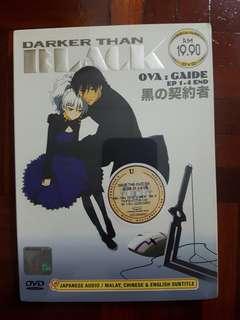 Darker Than Black OVA:Gaide Ep 1-4end