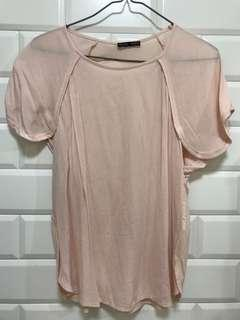 Zara Top pink