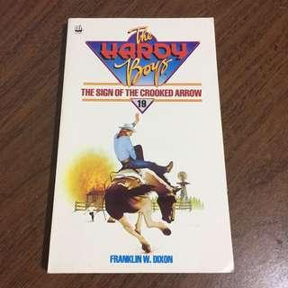 Hardy Boys: The Sign of the Crooked Arrow