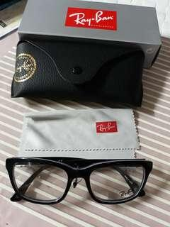 Bnew rayban prescription square eyeglass