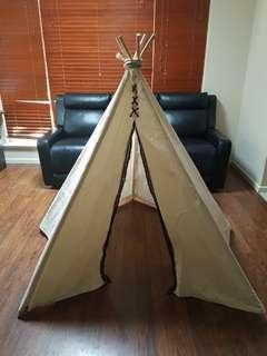 Large Native Tee Pee
