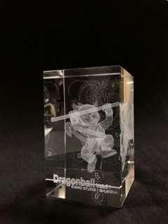 龍珠3D水晶飾品(少年悟空)