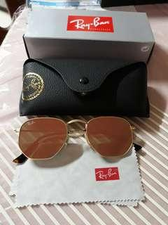 Used rayban square eyeglass