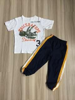 Track Pants for Kids! FREE Gap Tee!