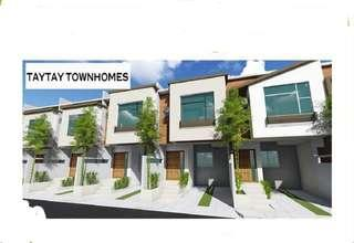 Townhouse along Ortigas Ext.
