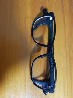 Rayban Spectacles Black