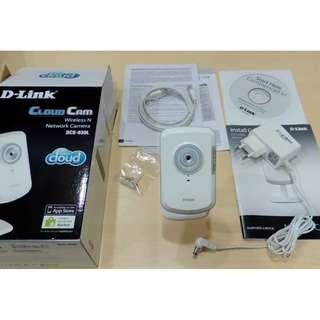 (Used) Dlink DCS-930L Network Camera