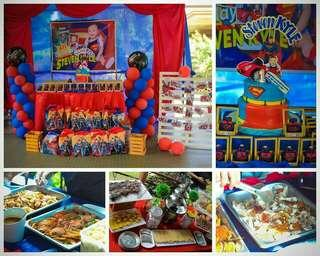 Wedding and Party Services and Souvenirs