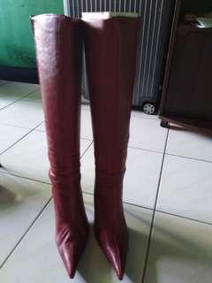 Preloved ORIGINAL Aldo Boots