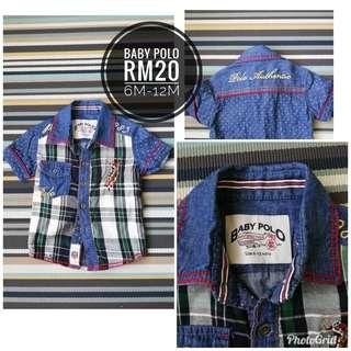 baby polo authentic