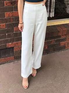 Kookai White Pants