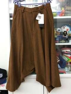 日本超貴型格大浪褲