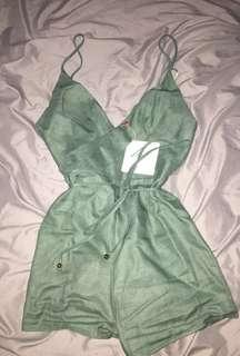 BNWT HELLO MOLLY PLAYSUIT