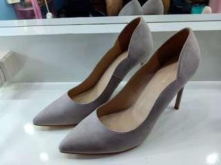 Sepatu high heels Zalora like new