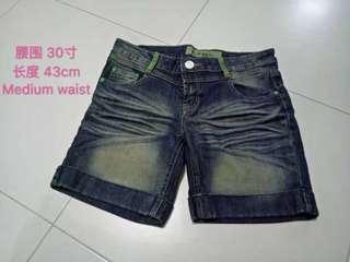 Preloved shorts (Few design to choose)