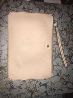 MIMCO baby pink pouch