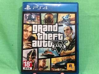 🚚 PS4 GTA5 俠盜獵車手5