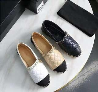 New Korean Espadrille Shoes (code:Ed)