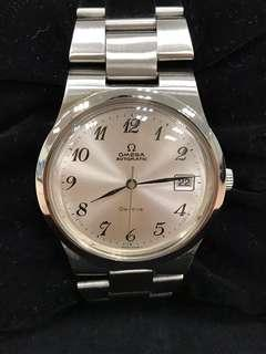Vintage Omega Genève Automatic Watch Cal 1012