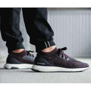 Adidas Ultra Boost Uncaged Dark Burgundy
