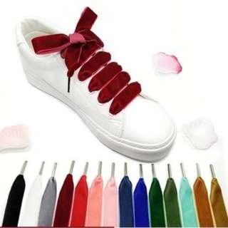 Velvet Shoelace
